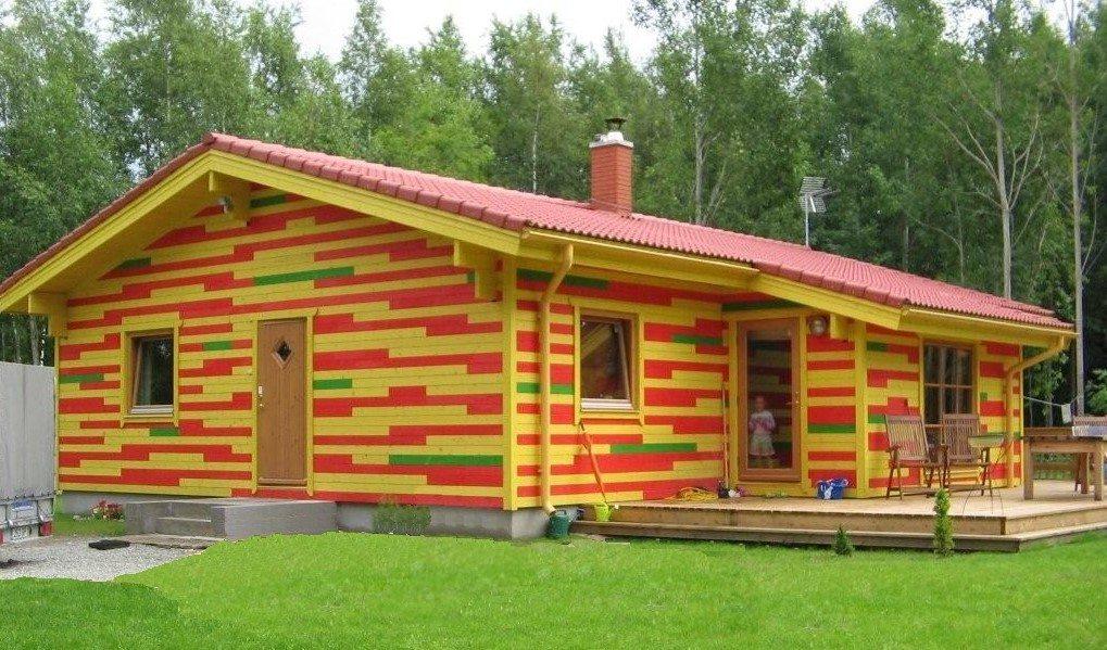 Oxley Residential Log Home Wildernest Log Buildings