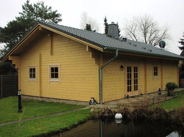 Bayham Residential Log Home Wildernest Log Buildings